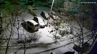 Коротко о погоде в Астрахани 07.02.2017