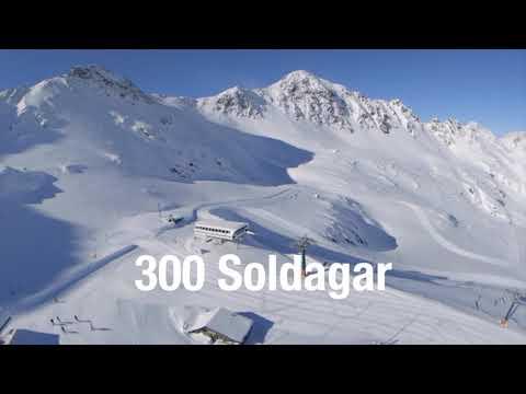 Skidparadiset Andorra 2018