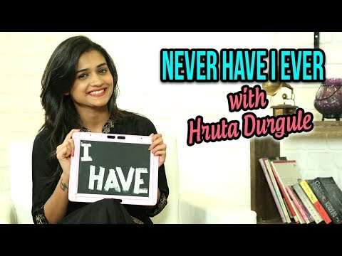 Never Have I Ever With Hruta Durgule | Marathi Actress | Phulpakharu & Durva Marathi Tv Serial