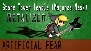 Stone Tower Temple (Metalized) - Artificial Fear