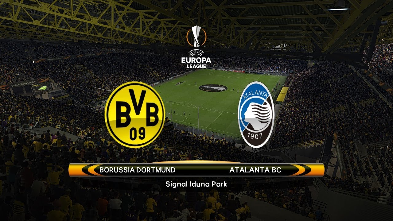 Image result for Borussia Dortmund vs Atalanta