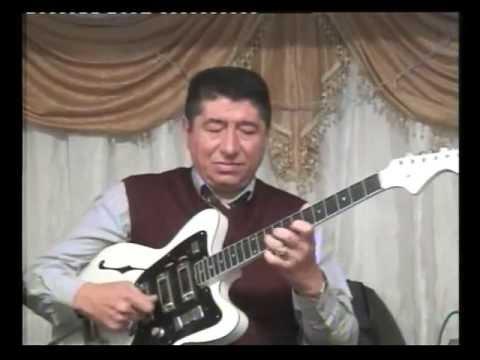 Behbud gitara