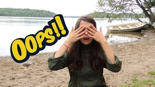 Мои неловкие моменты в Швеции