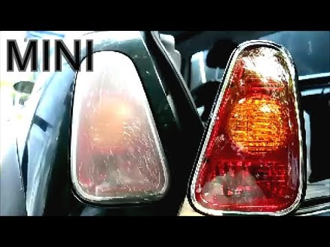 Mini Cooper Tail Light Replacement Youtube