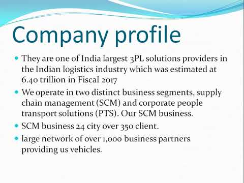 mahindra logistics  ipo guide