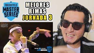 LAS MEJORES RIMAS DE ARGENTINA (FMS JORNADA 3 - 2019)