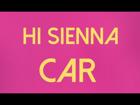 HI SIENNA - Car (Official Music Video)