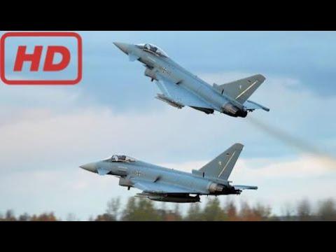 Doku Deutsch Eurofighter Pilot Ausbildung 2016, Deutsche Bundeswehr/Luftwaffe im Jet Einsatz| Doku