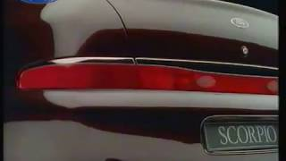 Ford Scorpio Produktvideo (September 1994)
