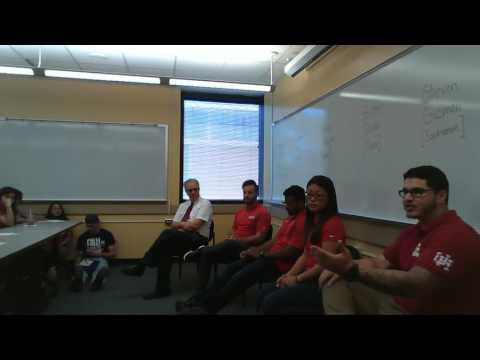 University of Houston: Industrial Engineering Panel ENGI 1100