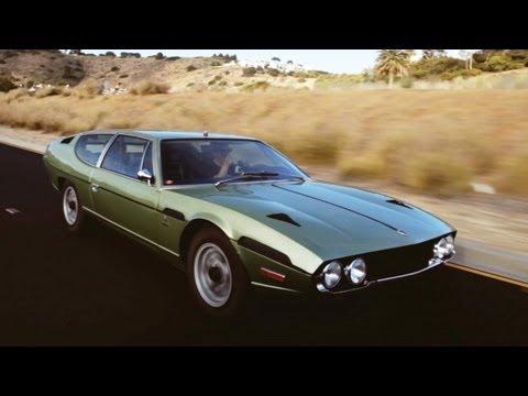 1970 Lamborghini Espada Series II - CAR and DRIVER
