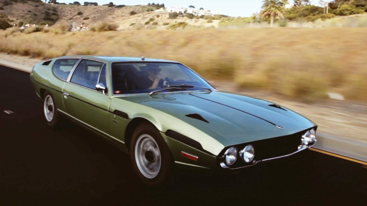 1970 Lamborghini Espada Series II - CAR and DRIVER - YouTube