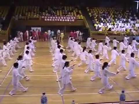 Sifu Sha's 100th Birthday Gung Fu Celebration Kunming, China