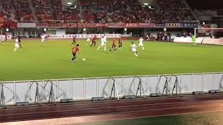 明治安田生命J1リーグ 第26節:名古屋グランパス vs V・ファーレン長...