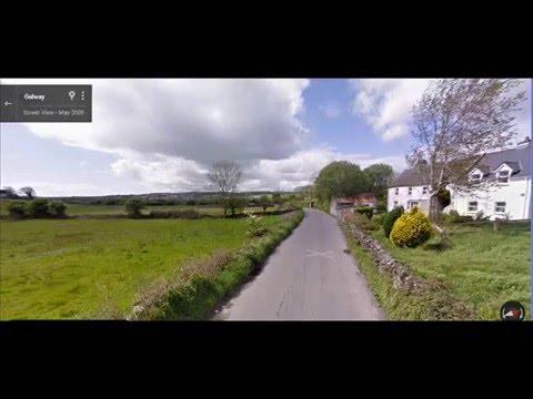 Castlegar Village. Galway
