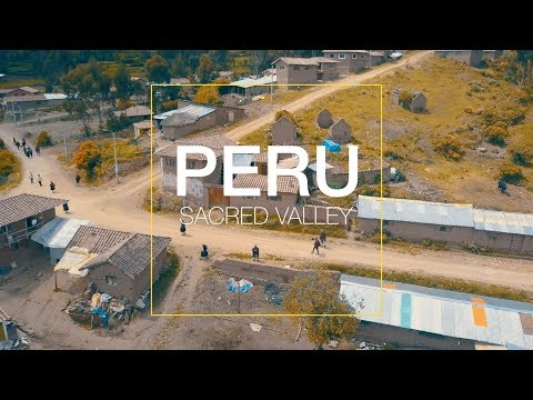 Let's Explore the Sacred Valley of Cusco, Peru | Travel Video with a Drone and a GoPro