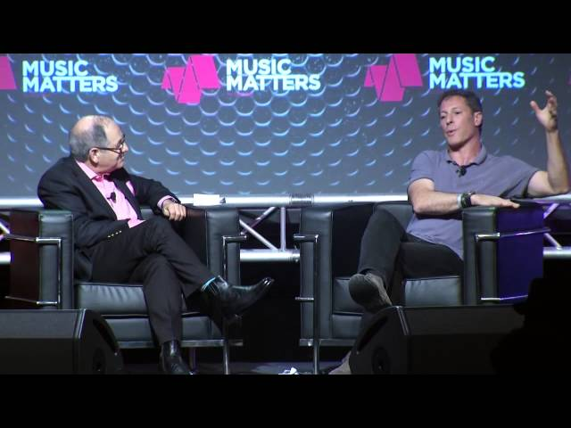 Marc Geiger @ Music Matters 2014
