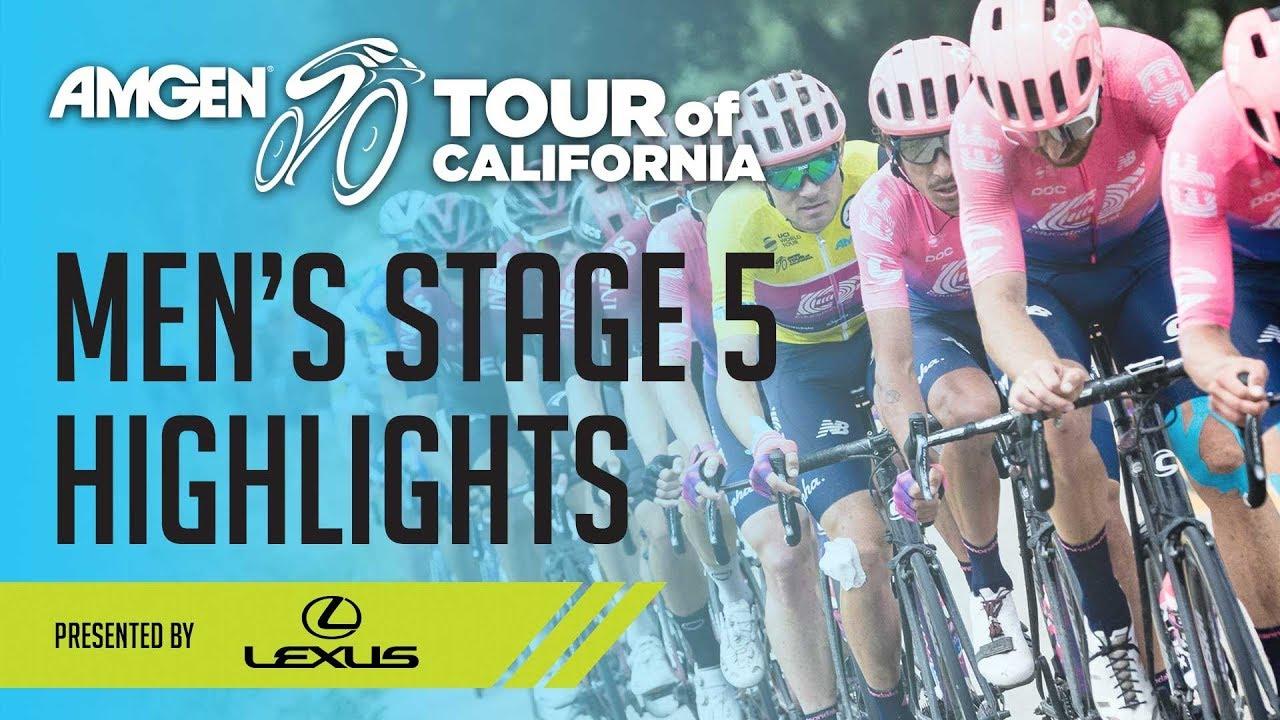 78ab86da7af Amgen Tour of California 2019 | Stage 5 | Results