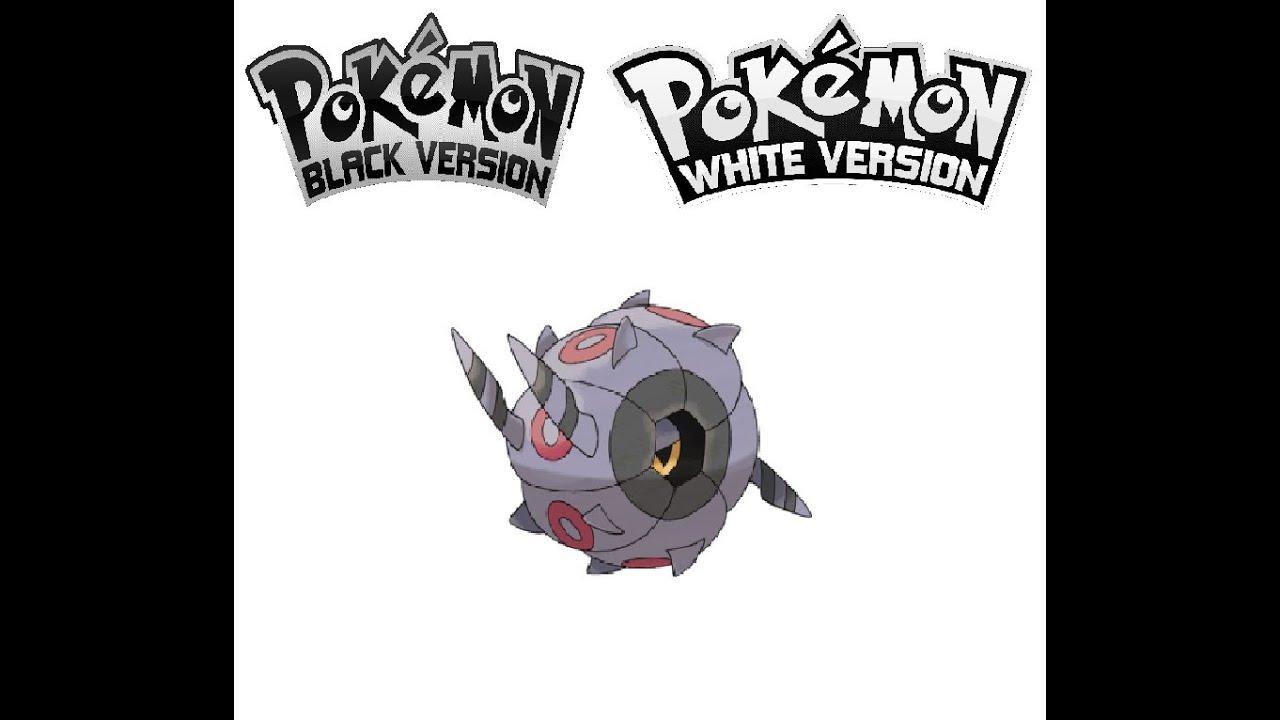 Pokemon Black White Venipede Evolves Into Whirlipede