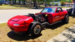 A Miata With Two Engines