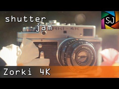Review - Zorki 4K |  A poor mans Leica ?