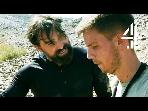 """""""Give Me Your F***ing Armband, You're Off!"""" - Ant Blows Up At Defiant Recruit 