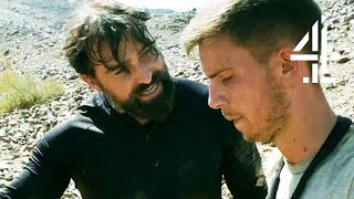 """Give Me Your F***ing Armband, You're Off!"" - Ant Blows Up At Defiant Recruit 