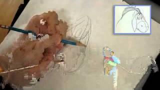 Winnie the Pooh - Learn How to Draw Eeyore