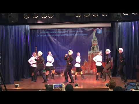 Детский музыкальный театр «Златоцвет», песня « Казаки в Берлине»