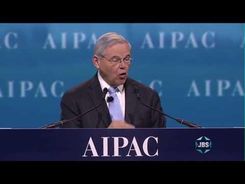 AIPAC 2017: Sen. Robert Menendez