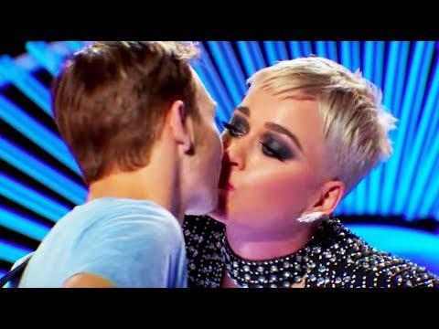 Katy Perry American Idol Kiss Conspiracy Theory