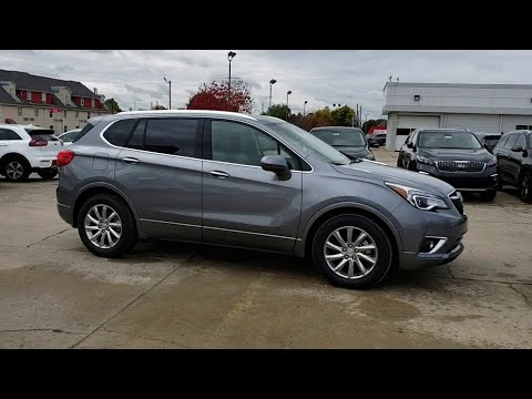 2019 Buick Envision Tulsa, Broken Arrow, Owasso, Bixby, Green Country, OK B90072