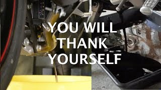 BENEFITS OF CHANGING YOUR OIL (NARRATION)