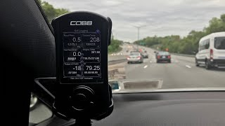 tuned the 2017 MK7 GTI w/ Cobb Accessport