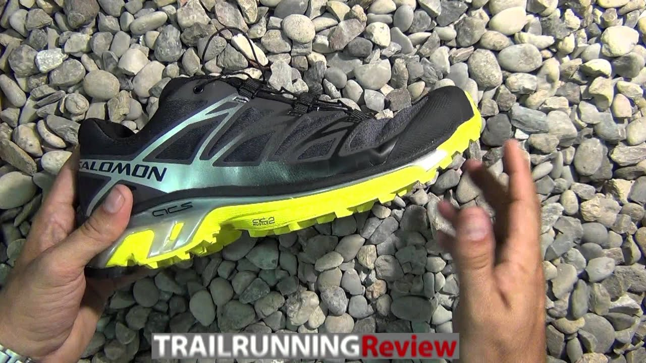 salomon speedcross 4 dam youtube