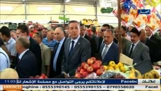 عمارة بن يونس  : الجزائر الدولة الوحيدة التي تقوم بإنشاء أسواق تجارية جوارية