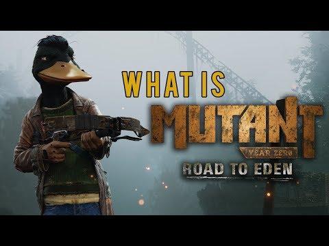 What is Mutant Year Zero: Road to Eden?
