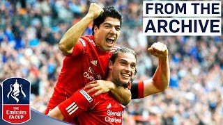 Carroll Scores in 87th Minute to Win The Derby! | Liverpool 2 - 1 Everton (2012) | From The Archive