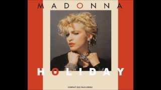 Madonna - Holiday (12'' Remixed Version Original).wmv