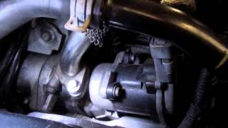 land rover tdv6 egr valve replacement