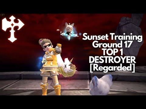 Dragon Nest SEA Sunset Training Ground 17 Top 1 Destroyer [Regarded]
