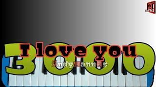 Stephanie poetri I love you 3000 | melodica cover