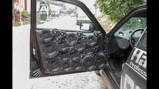 ПОДБОРКА__громкой музыки из машины или САБ в машине