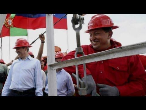 Miguel Tinker Salas: Chávez Used Venezuelan Oil To Drive Social Change for Latin America