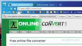Como Convertir PDF a Epub |  Online o Calibre Portable Gratis