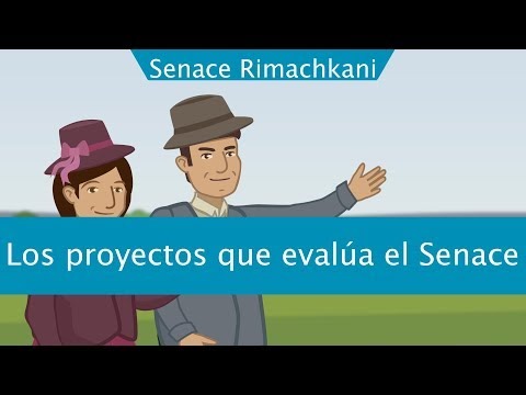 Los proyectos que evalúa el Senace
