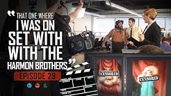 The one where I was on set with the Harmon Brothers. Funnel Hacker TV Episode 29
