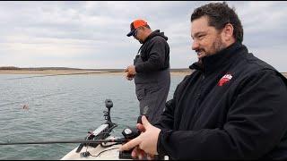 The Texas Bucket List Season Fishing Lake Amistad in Del Rio