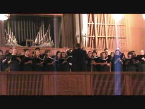 Jane Froman Singers - Part 1.wmv