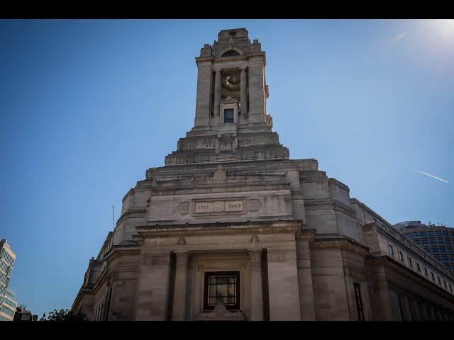 Guided tour of Freemasons' Hall